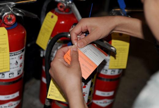 Extinguisher Inspection